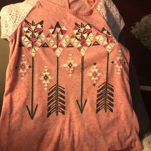 Little girls shirt